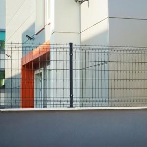 V Fold Fence