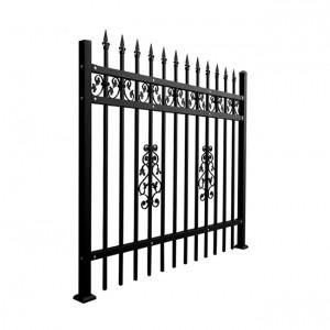 Wrought Iron Fence(3)