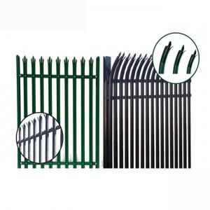 palisade fence(4)